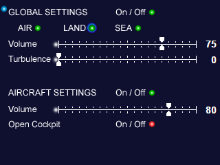 Accu-Feel Settings Gauge (Accu-Feel v2 is Required)