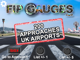 Airport Approaches - UK (COMING SOON)