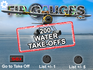 Airport Take-offs - Water<br>(COMING SOON)