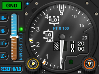 Helicopter Radio Altimeter