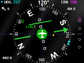 Helicopter Navigation and Hover