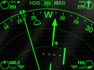 Jet Navigation - Military