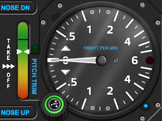Vertical Speed Indicator (VSI)
