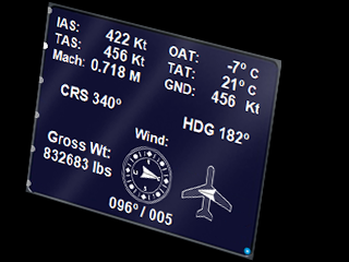 Flight Information Box